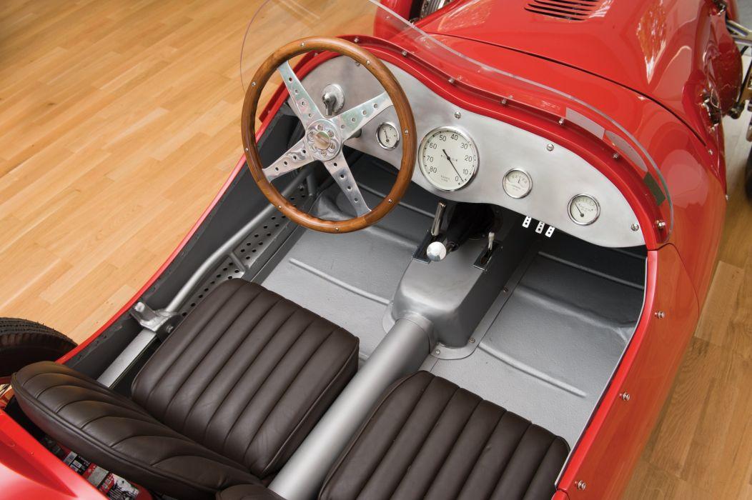1953 Bandini 750 Sport Siluro rally race racing retro wallpaper