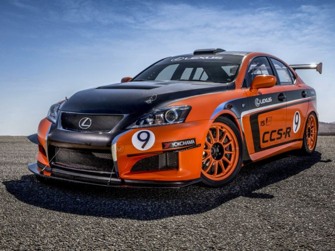 2011-13 Lexus ISF CCS-R XE20 race racing tuning rally wallpaper