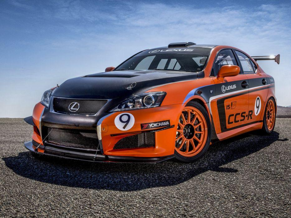 2011-13 Lexus ISF CCS-R XE20 race racing tuning rally wallpaper