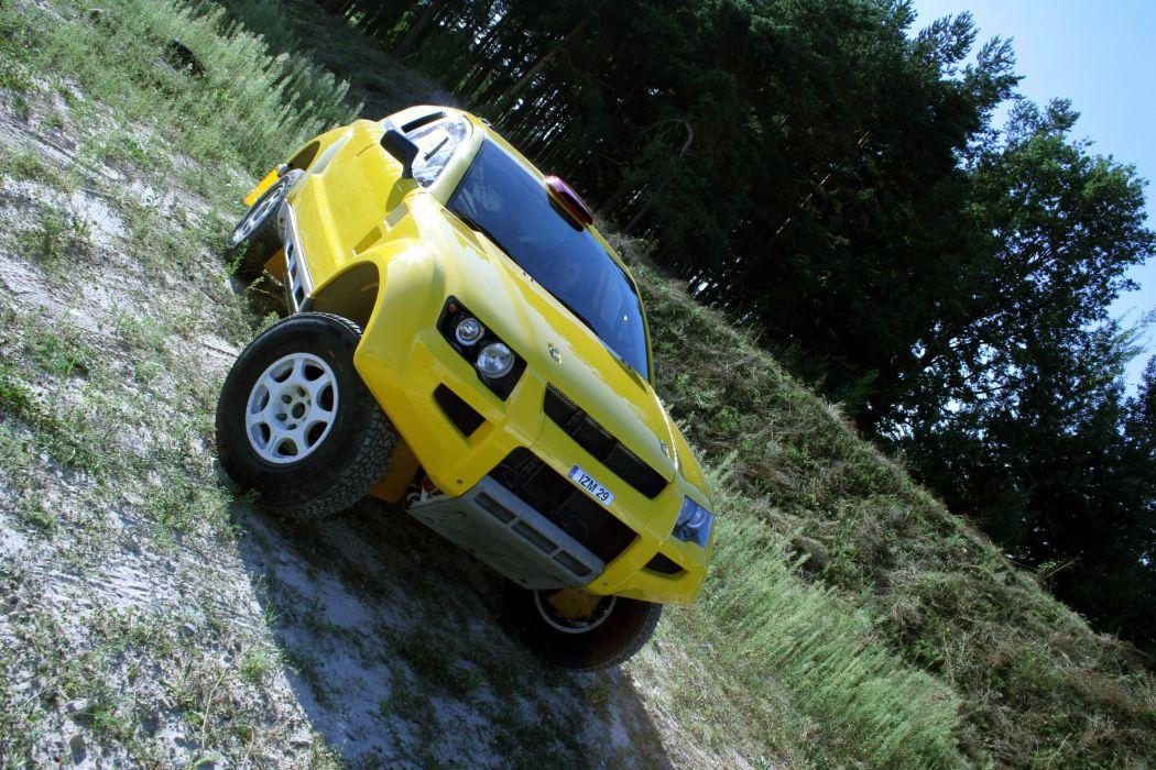 2006 OSCar O-3 rally electric dakar offroad race racing awd wallpaper