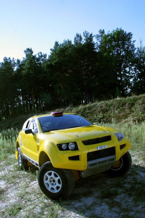 2006 OSCar O-3 rally electric dakar offroad race racing awd wallpaper