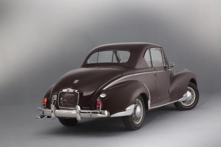1952 Peugeot 203 A coupe retro 203-a wallpaper
