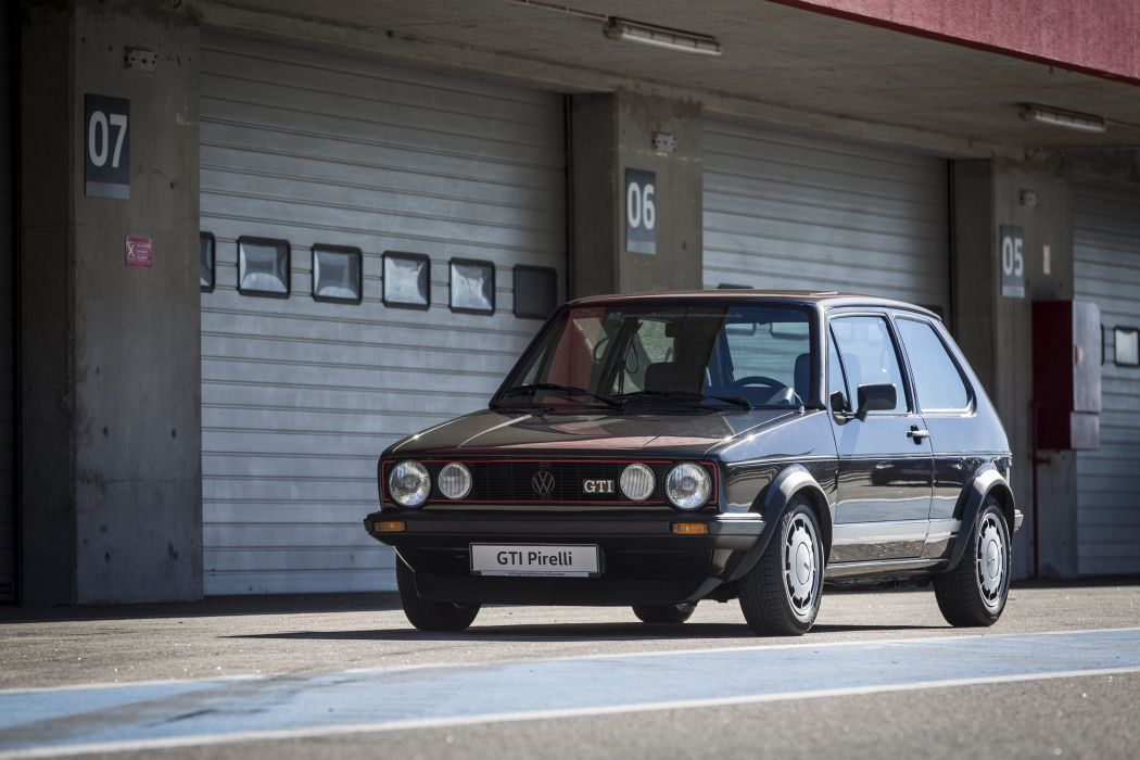 1983 Volkswagen Golf GTI Pirelli Typ-17 Italdesign classic wallpaper