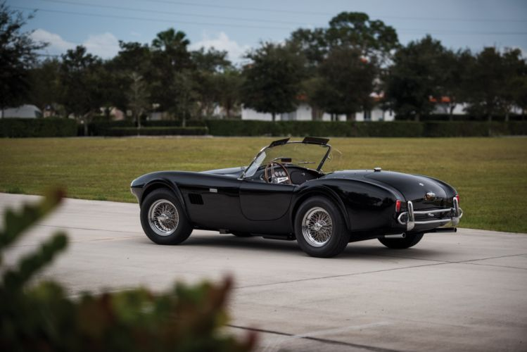 1963 Shelby Cobra 289 supercar muscle race racing classic wallpaper