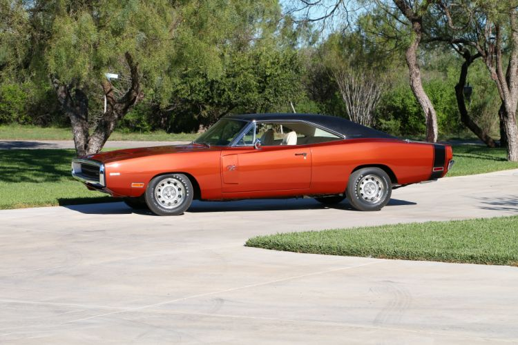 1970 Dodge Charger R-T 426 Hemi XS29 muscle classic mopar wallpaper