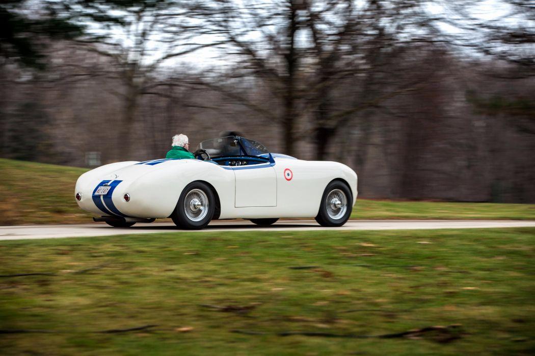 1951 Cunningham C-2R supercar race racing retro rally le-mans lemans wallpaper