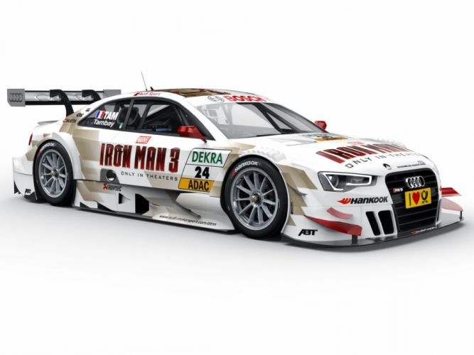 2013 Audi RS5 Coupe DTM race racing rally wallpaper