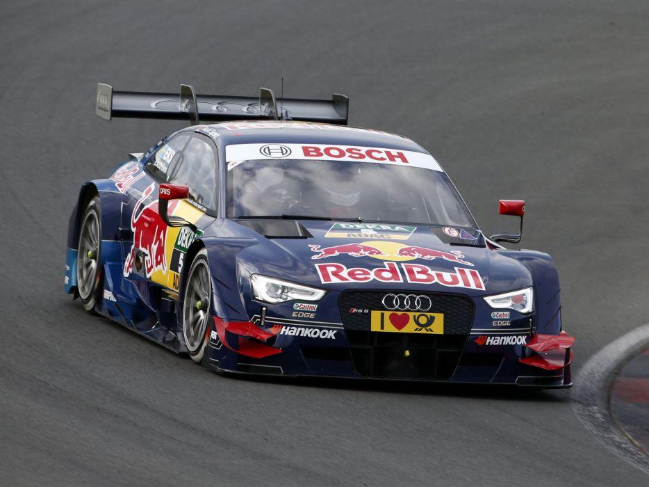 2013 Audi RS5 Coupe DTM race racing rally wallpaper