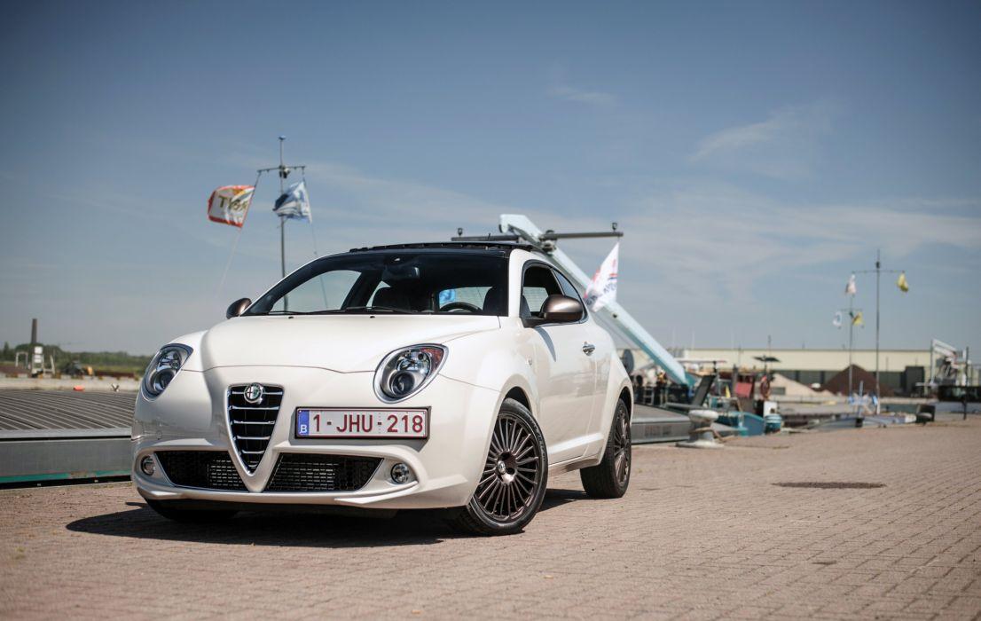 2015 Alfa Romeo MiTo Racer 955 wallpaper