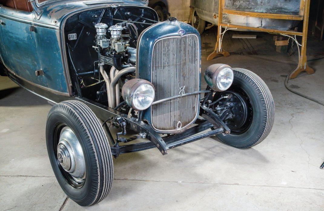 1932 Ford Deuce roadster custom hot rod rods vintage wallpaper