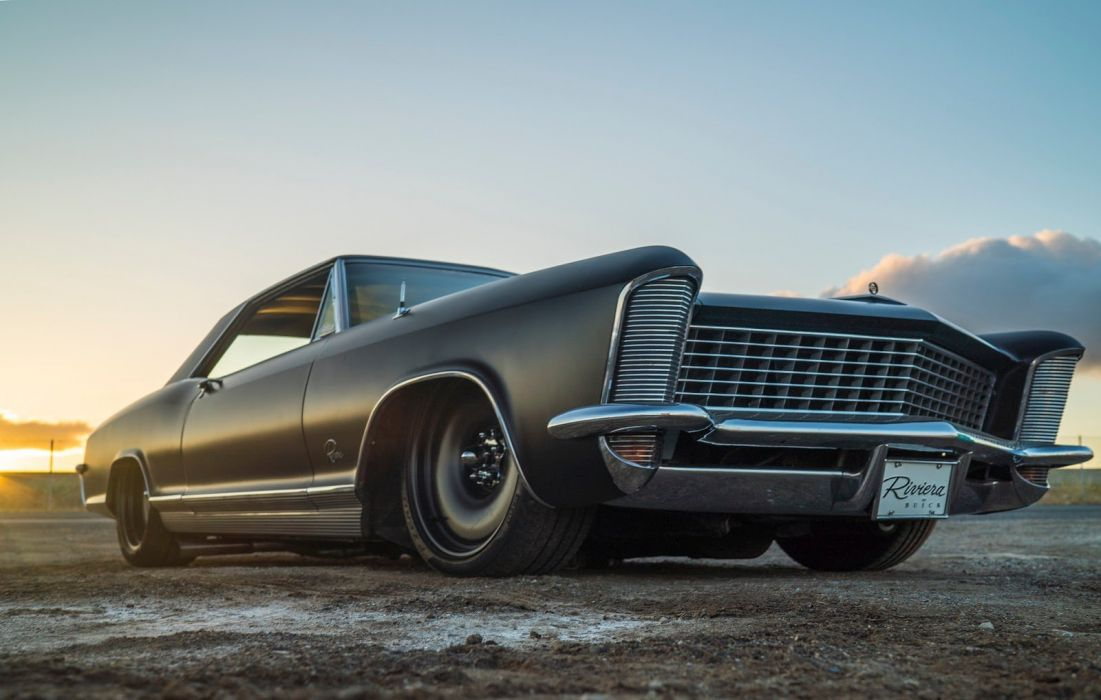 1965 Buick Riviera lowrider custom luxury classic wallpaper