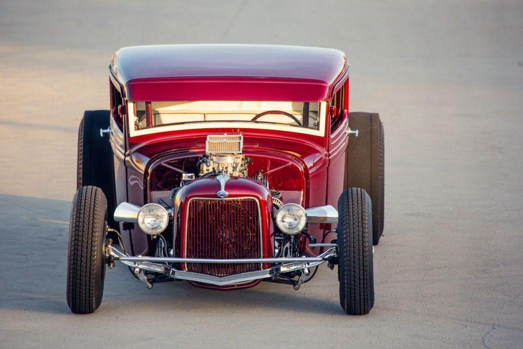 1934 Ford hot rod pickup truck rods custom pickup vintage wallpaper