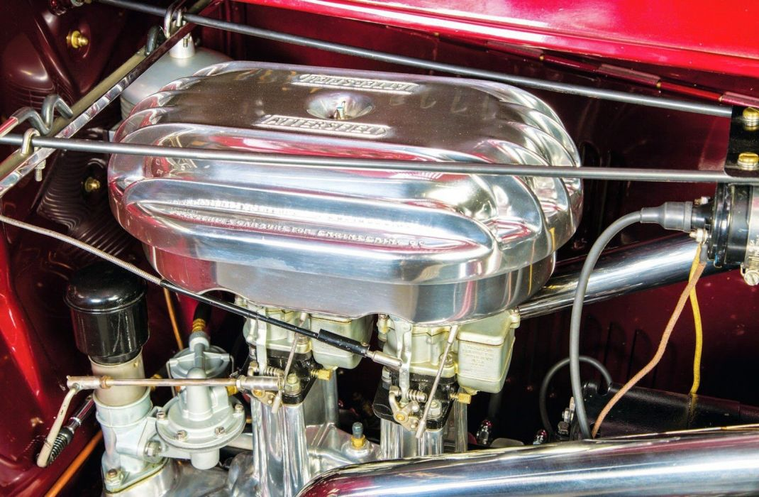 Ford Roadster custom hot rod rods vintage wallpaper
