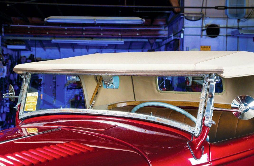 Ford Roadster custom hot rod rods vintage wallpaper