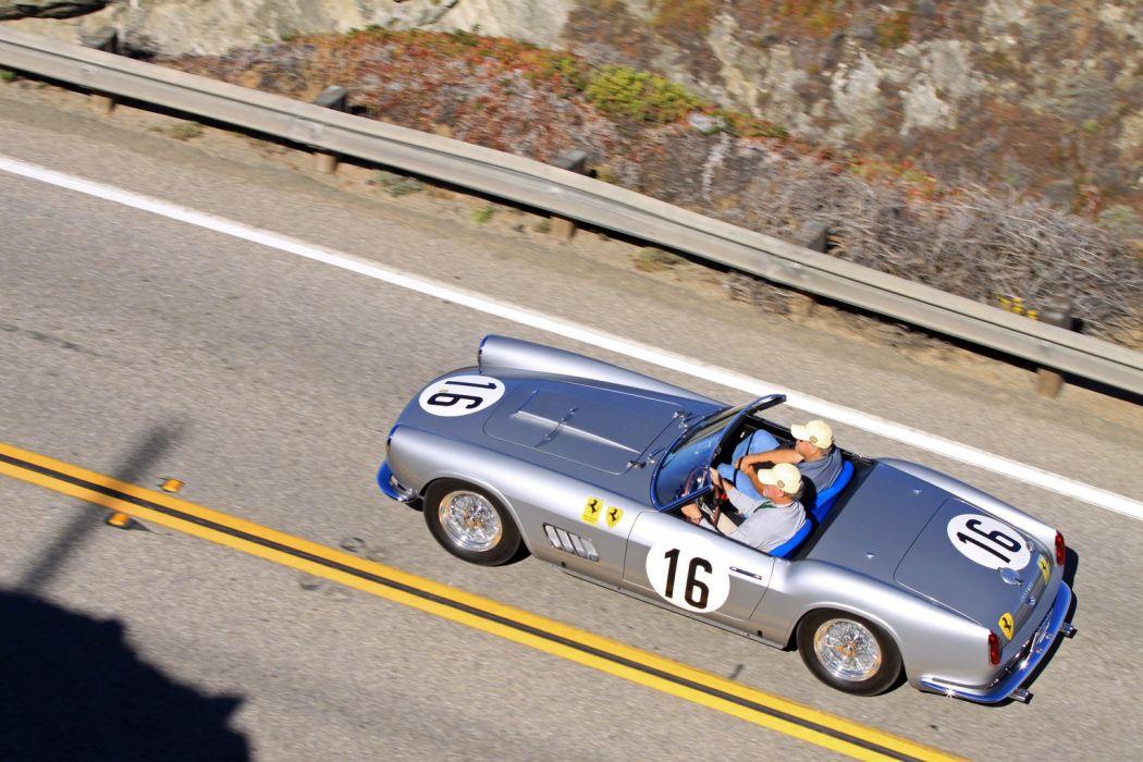 1958 Ferrari 250 California LWB Spyder Competizione cars classic wallpaper