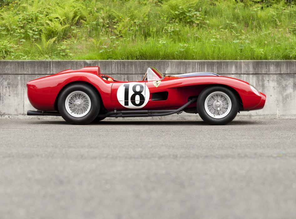 1957 Ferrari 250 Testa Rossa Prototipo cars classic racecars wallpaper