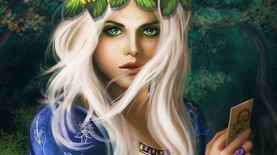 fantasy art artwork women woman female girl girls wallpaper