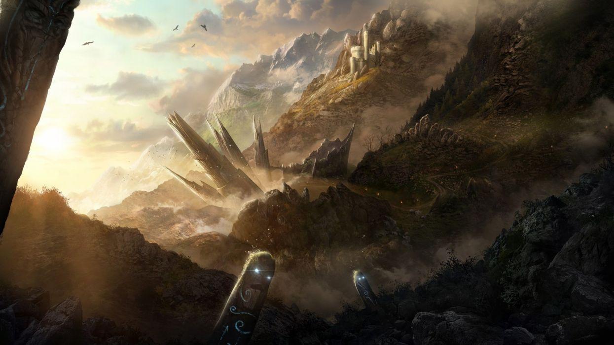 fantasy art artwork artistic original photoshop manipulation wallpaper