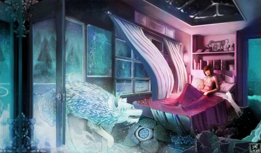 art artwork photoshop manipulation fantasy artistic original wallpaper