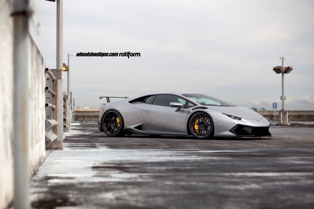 Lamborghini Huracan cars supercars adv1 wheels wallpaper