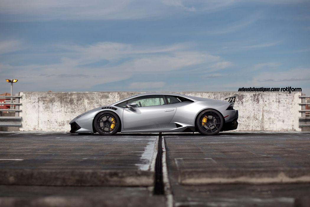 Lamborghini Huracan cars supercars adv1 wheels wallpaper