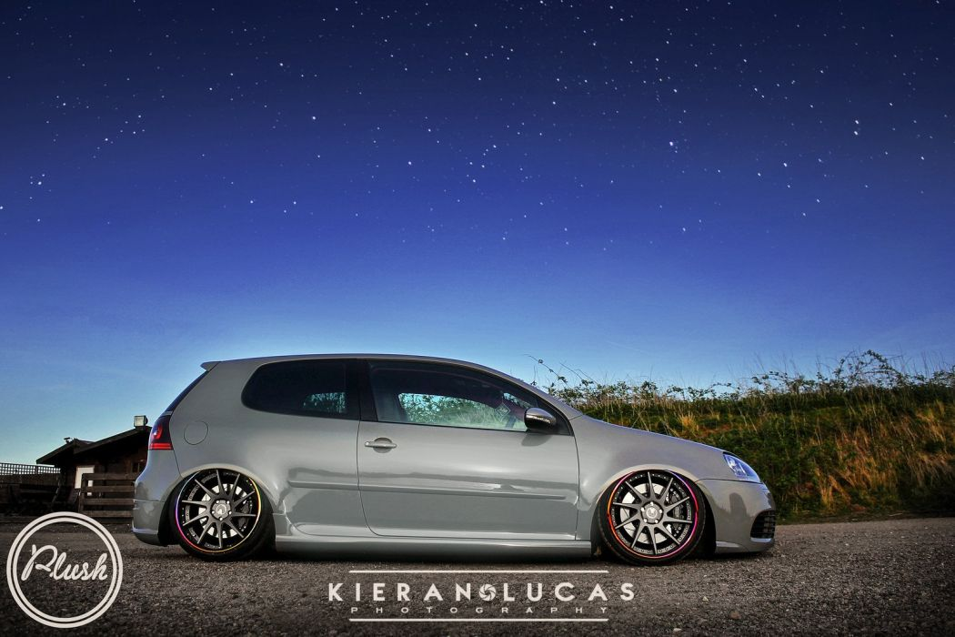 volkswagen golf mk5 r32 cars modified wallpaper