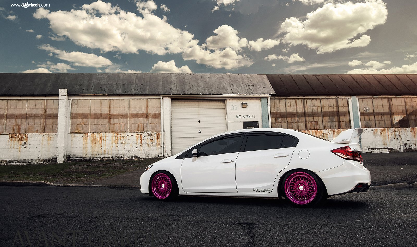 White Honda Cars 2019 2020 New Car Release Date 2002 Tahoe Power Seat Wiring Diagram Civic Si Modified Wallpaper 1600x948