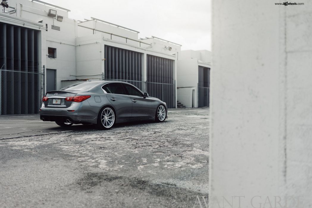 infiniti q50 sedan cars modified wallpaper
