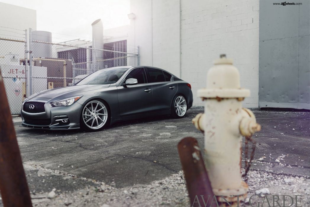 infiniti q50 sedan cars modified wallpaper