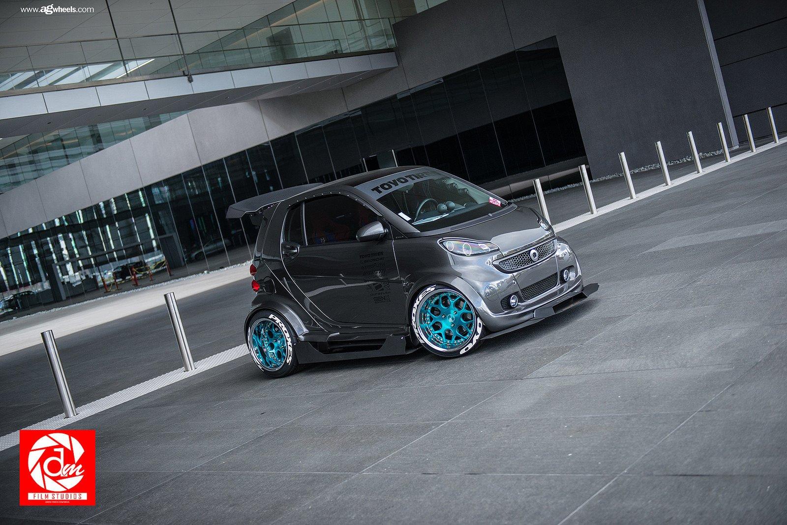 Smart Car Custom Wheels Update Upcoming Cars 2020