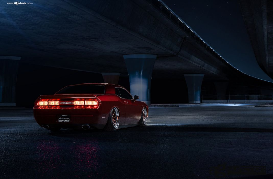dodge challenger cars modified wallpaper