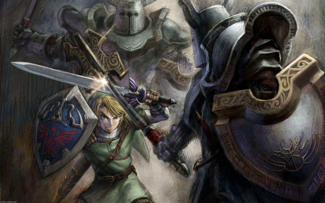 video juego zelsa aventuras accion wallpaper