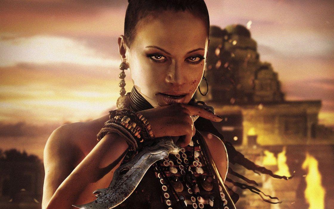 video juegos hechizera guerrera accion aventuras wallpaper
