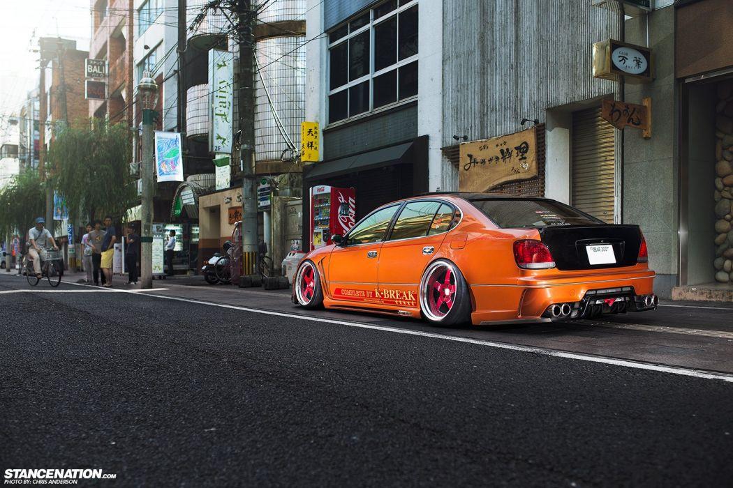 LEXUS GS300 body kit cars modified  wallpaper