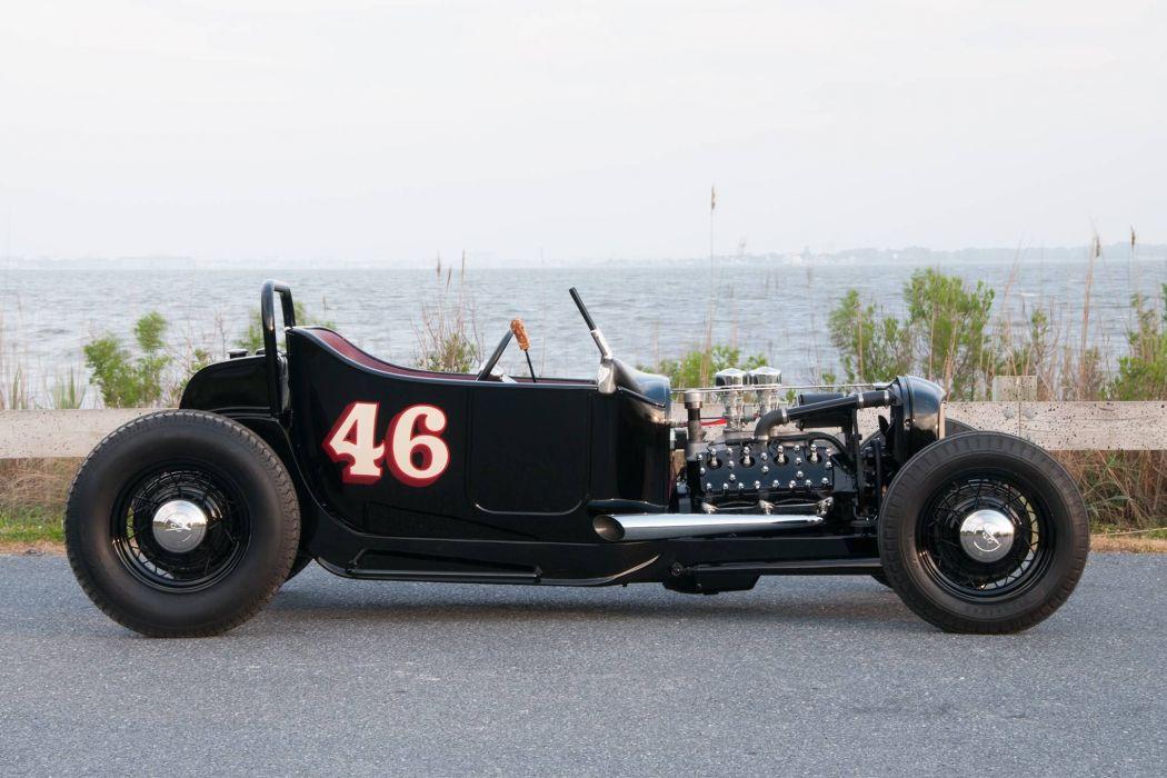 1923 Ford Model-T custom hot rod rods vintage wallpaper