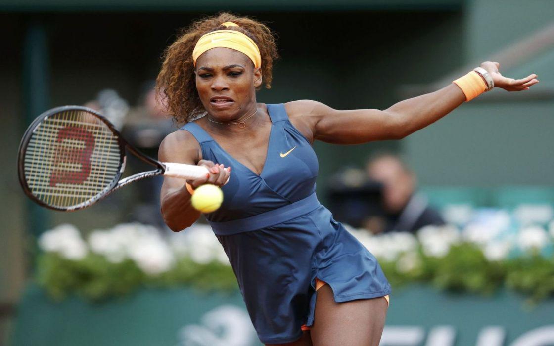 serena williams tenista americana wallpaper