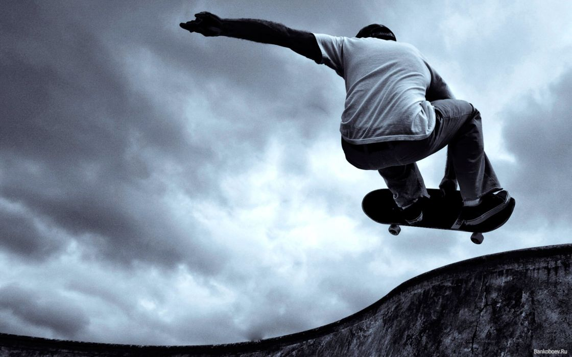 skateboards deporte riesgo wallpaper