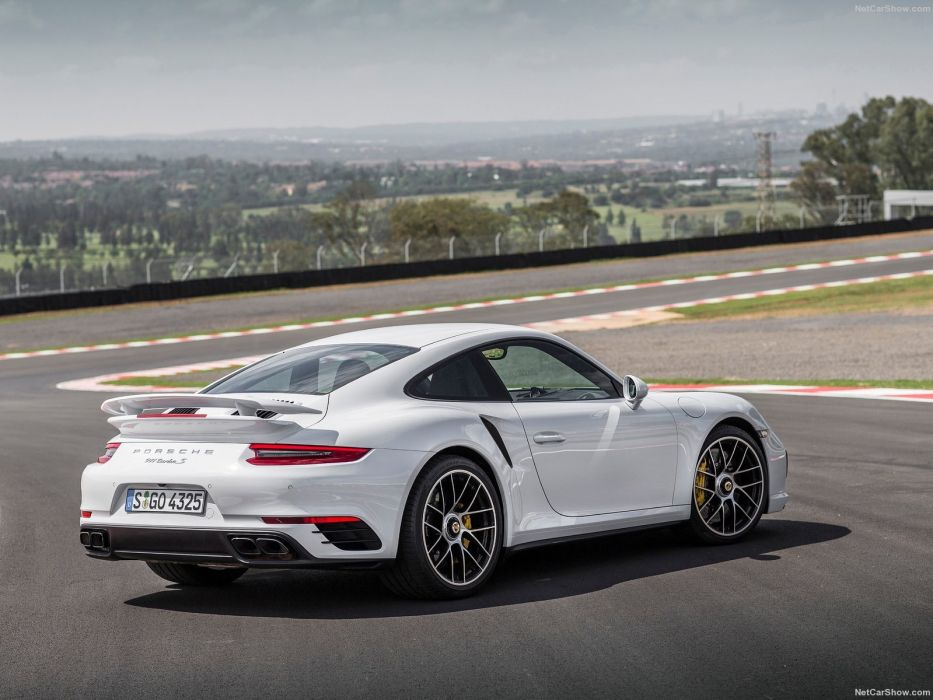 Porsche 911 Turbo S cars 2016 wallpaper