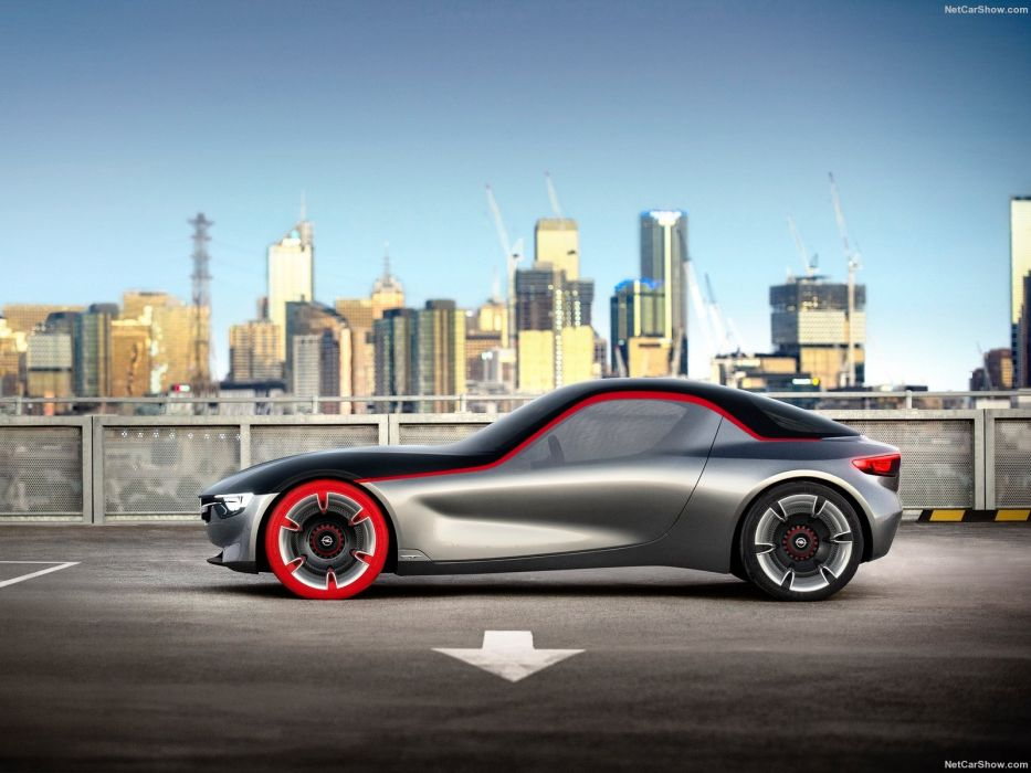 Opel GT Concept cars 2016 wallpaper