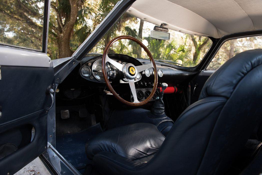 Ferrari 250 GT Berlinetta Tour de France (3 louvre) 1957 1958 classic cars wallpaper