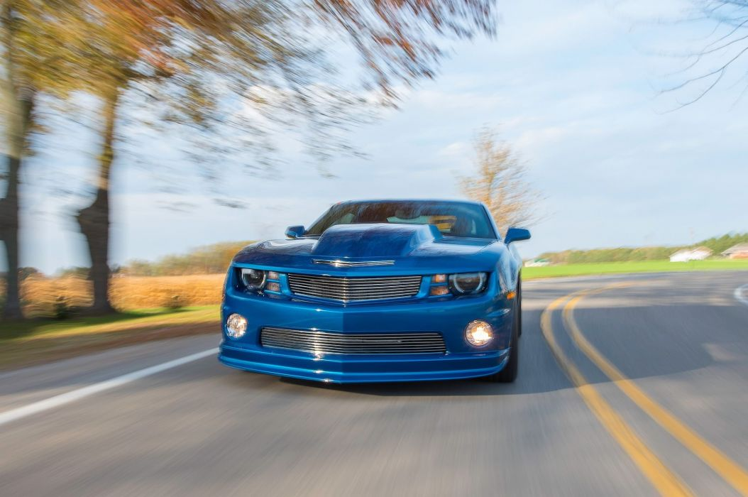2010 Chevrolet Camaro muscle custom hot rod rods wallpaper