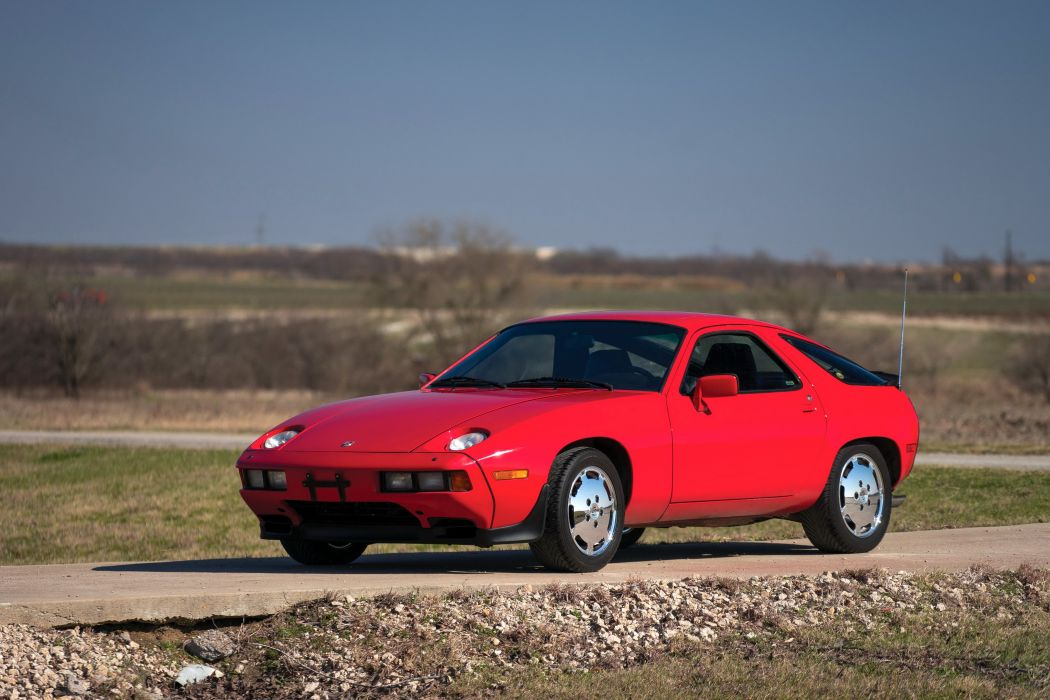 Porsche 928 S US-spec cars coupe 1983 wallpaper