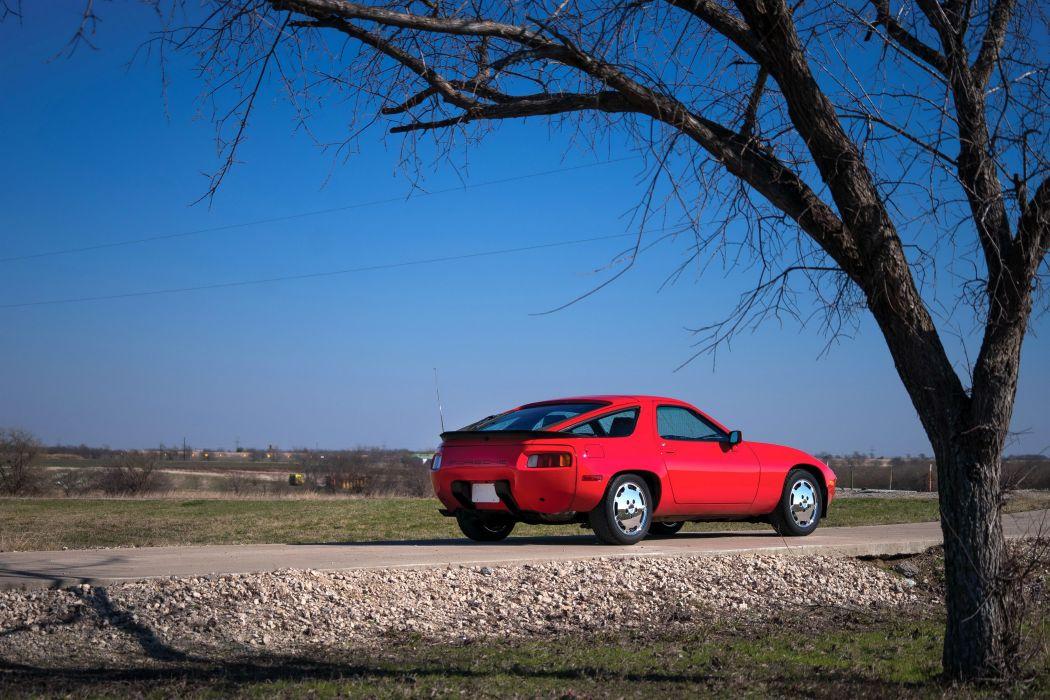 Porsche 928 S US-spec cars coupe 1983 wallpaper