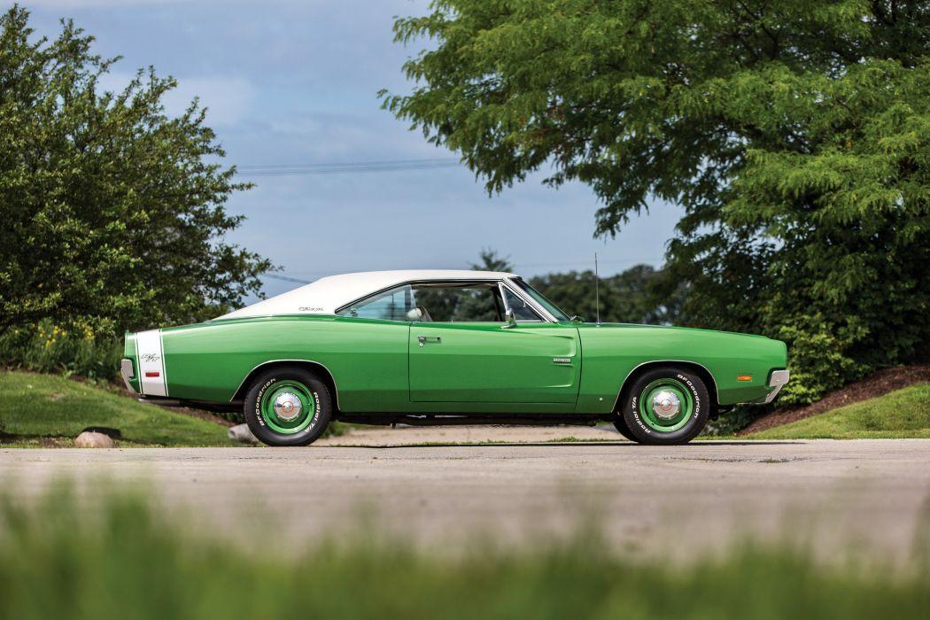 T 426 Hemi cars coupe classic green wallpaper