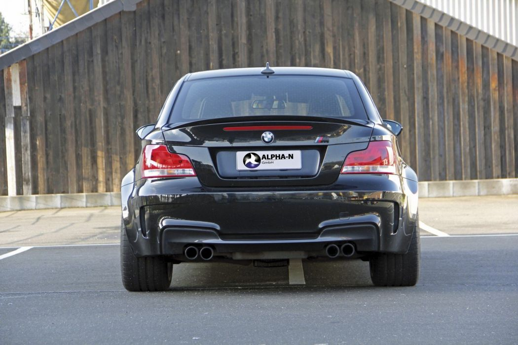 BMW 1 Series M Coupe Alpha-N Performance cars modified 2016 wallpaper