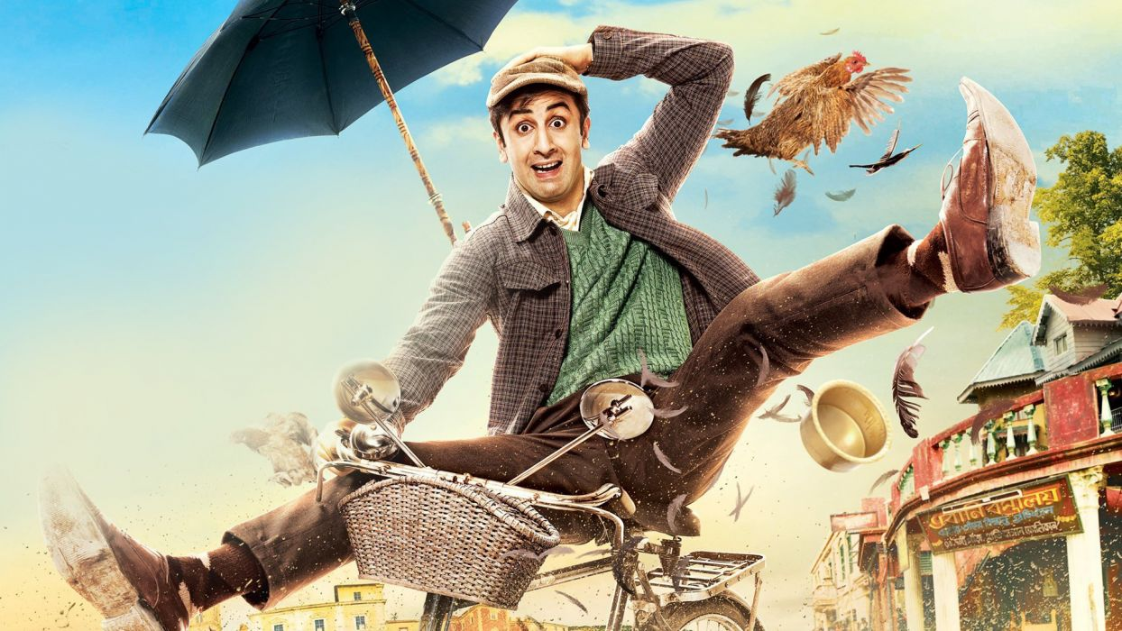 bollwood barfi movie wallpaper