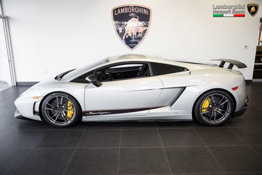 2012 Lamborghini Gallardo LP 570-4 Superleggera Coupe cars supercars wallpaper