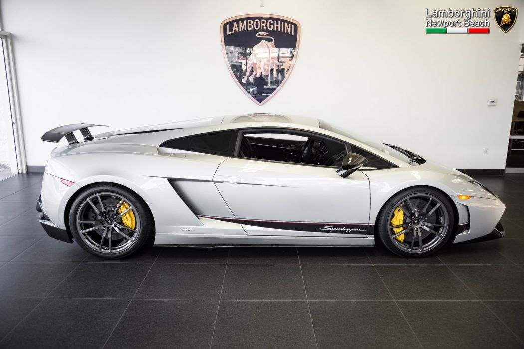 2012 Lamborghini Gallardo LP 570-4 Superleggera Coupe cars supercars wallpaper