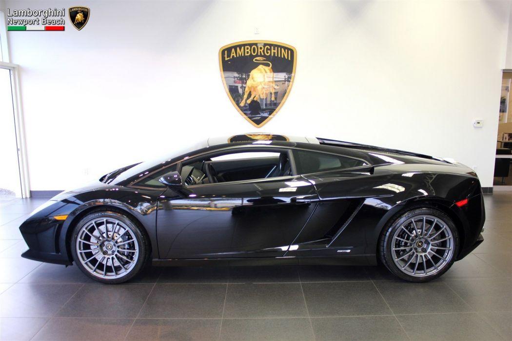 2010 Lamborghini Gallardo LP 550-2 Balboni Edition cars black wallpaper