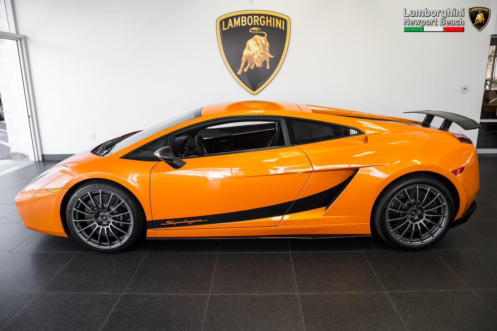 2008 lamborghini gallardo superleggera cars orange. Black Bedroom Furniture Sets. Home Design Ideas